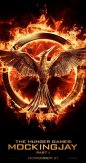 The Hunger Games: Mockingjay - Part One poster