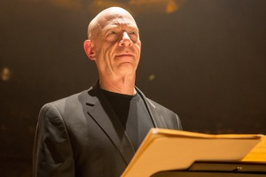J K Simmons in Whiplash