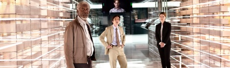 Freeman, Murphy and Hall in Transcendence