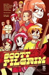 scott-pilgrim comic book art