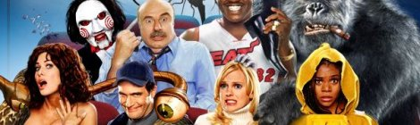 Scary Movie 4 film review