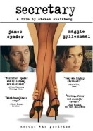 Secretary Film Poster