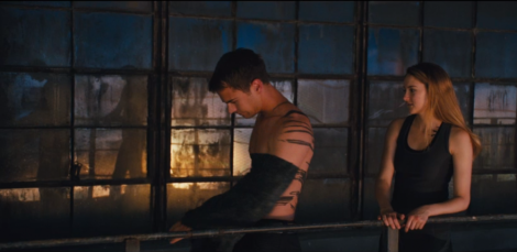 Divergent Film Review