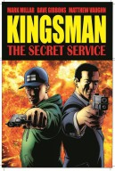 Kingsman Comic Book