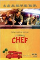 Chef 2014 Film Poster