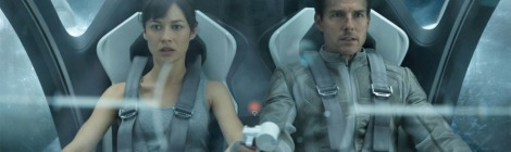 Oblivion Movie Review