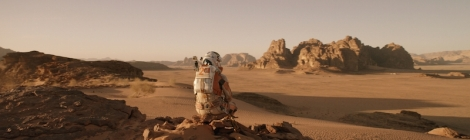 The Martian Trailer Review
