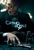 James Bond Casino Royale Movie Poster