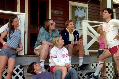 Wet Hot American Summer Movie Review