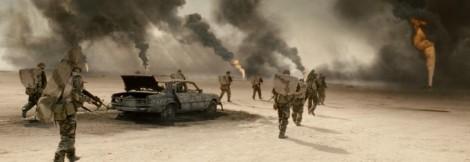 Jarhead Movie Review