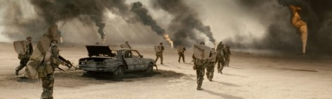 Jarhead Movie Review