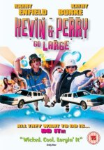 Kevin & Perry Go Large Movie Poster