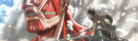 Attack on Titan Season One TV Review