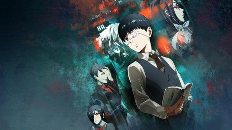 Tokyo Ghoul Season One