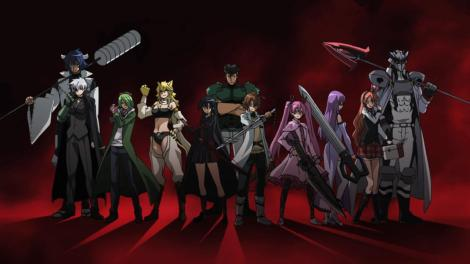 Akame Ga Kill Anime Review