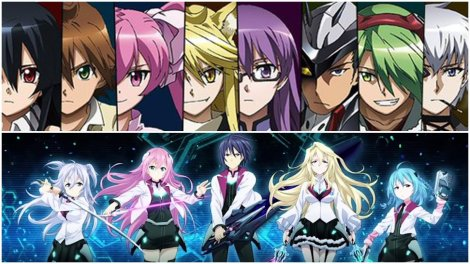 Anime Pocket Reviews Akame Ga Kill Asterisk War