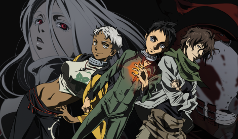 Deadman Wonderland Anime Review
