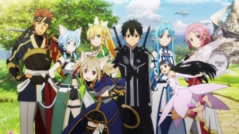 Sword Art Online Season 2 Anime Review