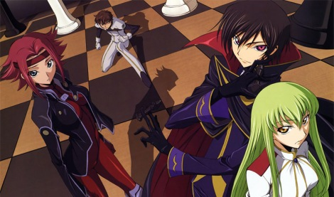 Code Geass Review