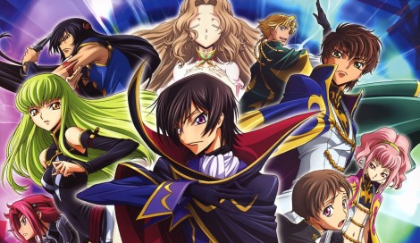 Code Geass R2 Wallpaper Review