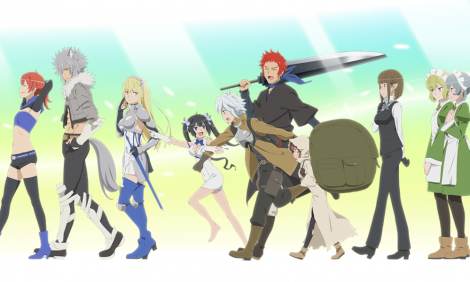 DanMachi Review