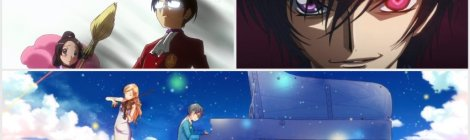 Anime Review The World God Only Knows, Code Geass R2, Your Lie in April | The Culture Cove