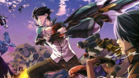 God Eater Anime Review