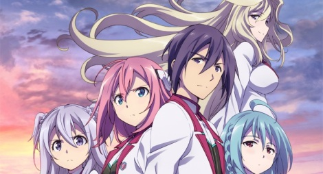 The Asterisk War Season Two Anime Poster