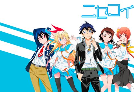 Nisekoi Anime Review