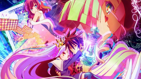 No Game No Life Anime Review