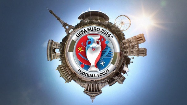 Euro 2016 BBC introduction