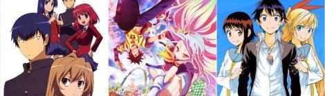 Anime Pocket Reviews - Nisekoi, No Game No Life, Toradora | The Culture Cove
