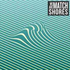 We Are Match The Shark Cover