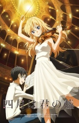 Your Lie in April | Winner | Most Mature Anime
