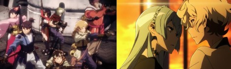 Anime Pocket Reviews - Kabaneri of the Iron Fortress, Kiznaiver Anime Review