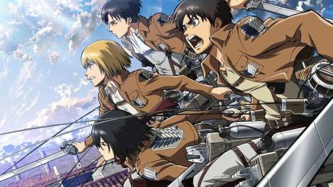 Attack on Titan - Winner - Best Anime
