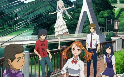 Anohana the Flower We Saw That Day Anime Review