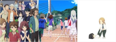 Anime Pocket Reviews Episode 13 - The Lost Village, Anohana The Flower We Saw That Day, Tanaka-kun is Always Listless Review   The Culture Cove