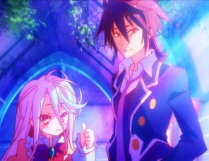 No Game No Life Sora and Shiro