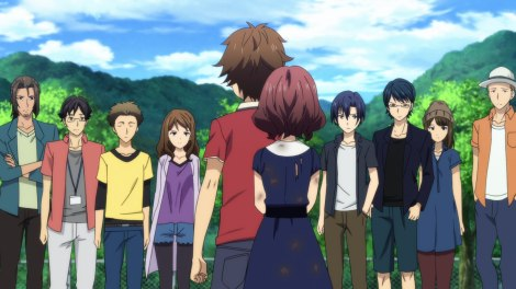 The Lost Village Anime Review