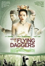 House of Flying Daggers Movie Review Poster