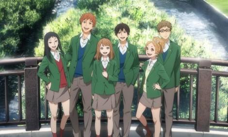 Orange Anime Review