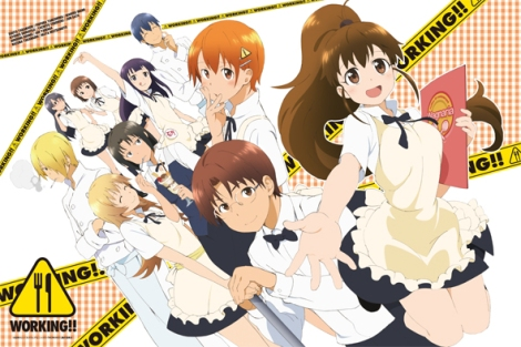 Working Wagnaria Season One Review