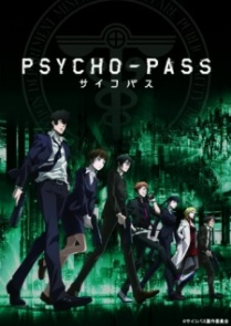 Psycho Pass Anime Poster