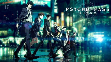 Psycho Pass Anime Review