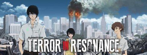 Terror in Resonance Tokyo Anime Review