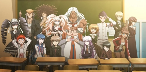 Danganronpa Anime Review