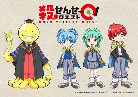 Koro Sensei Quest Anime Review
