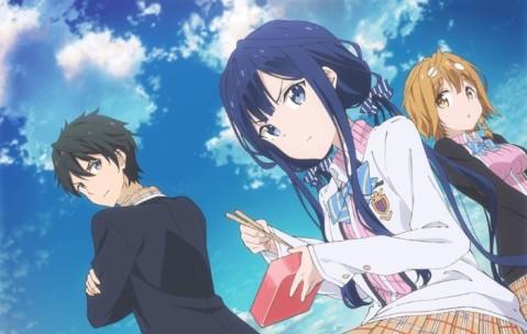 Masamune-kun's Revenge Anime Review