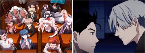 Anime Pocket Reviews Ep. 24 - Danganronpa, Yuri on Ice Anime Reviews and Recommendations